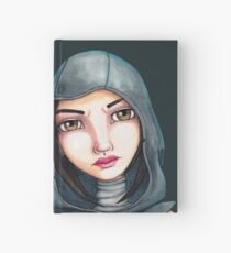Fate (Watercolor Version) Hardcover Journal