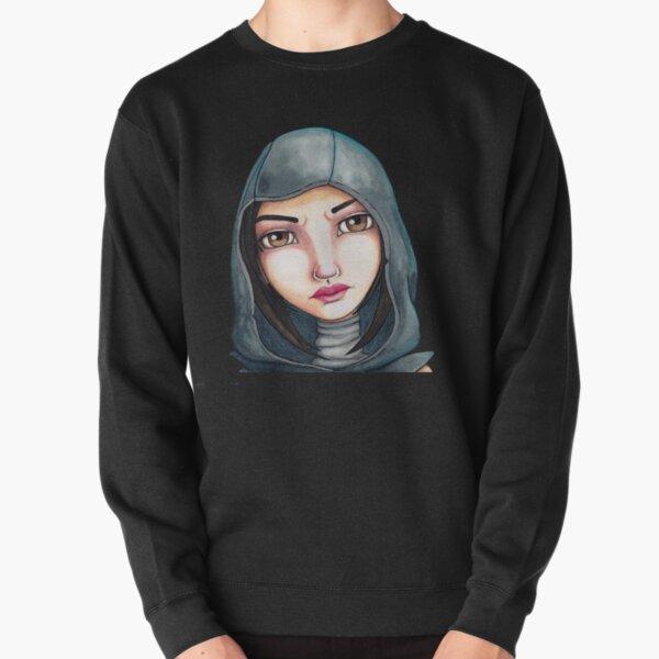 Fate (Watercolor Version) Pullover Sweatshirt