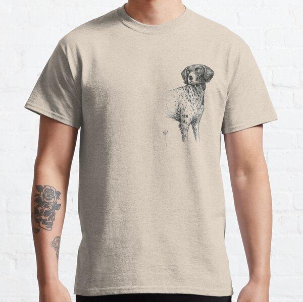 Proud Dog T-shirt classique