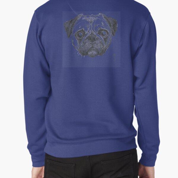 Pug Sweatshirt épais