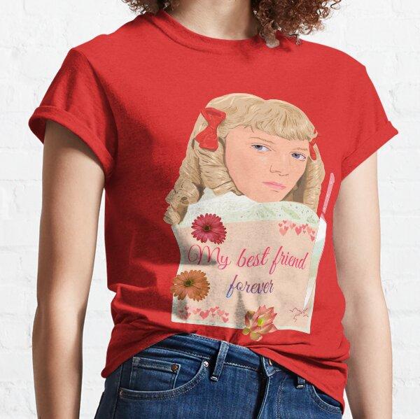 Nellie Oleson kleines Haus meine beste Freundin für immer Classic T-Shirt