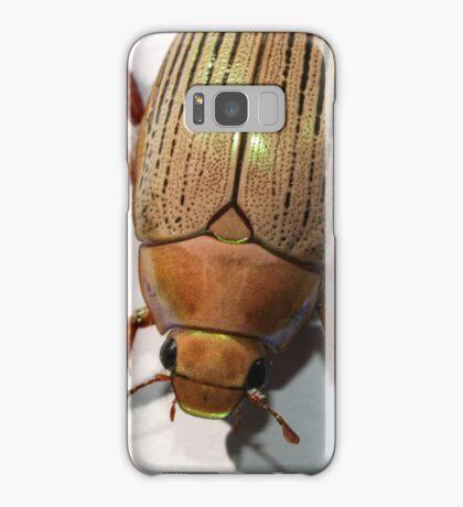 Christmas Beetle Samsung Galaxy Case/Skin