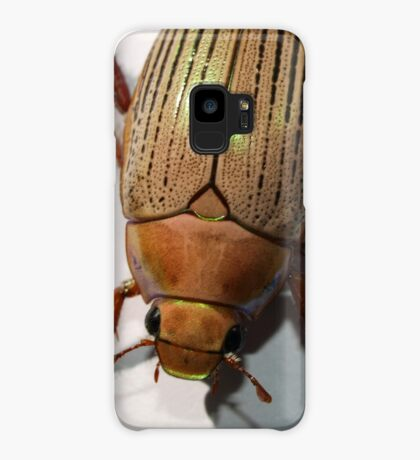 Christmas Beetle Case/Skin for Samsung Galaxy