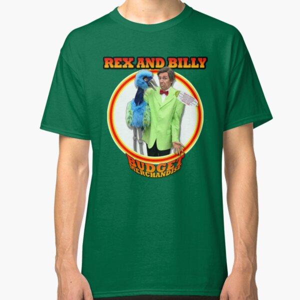 REX PINECONE AND BILLY BIRD Classic T-Shirt