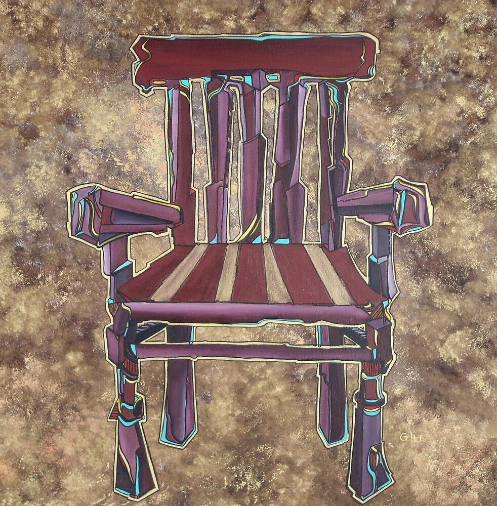 Magic Chair by Giselle Luske