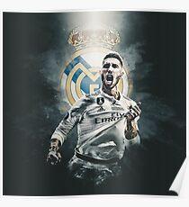 Passion Sergio Ramos  Poster