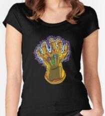 Infinity Gauntlet Women's Fitted Scoop T-Shirt