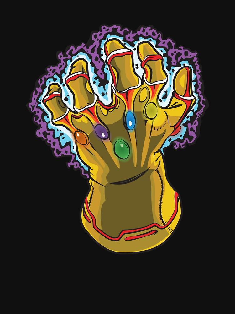 Infinity Gauntlet by Jkotlan