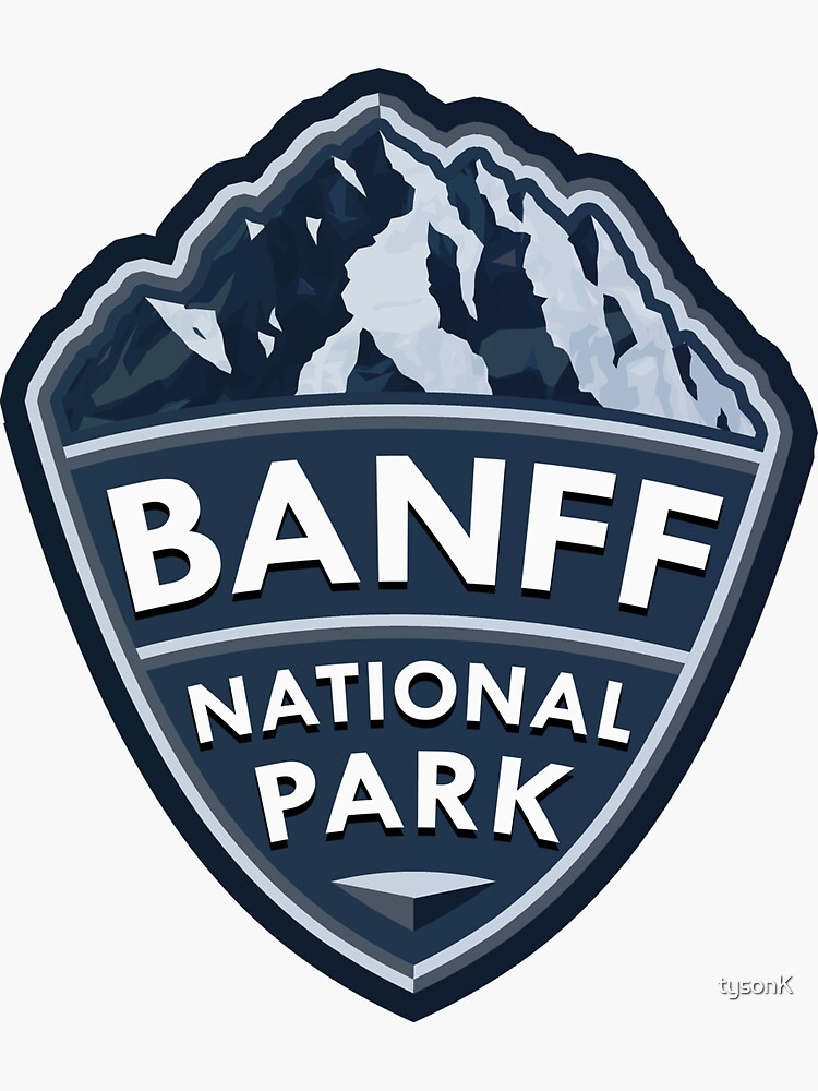 Banff National Park Simple by tysonK