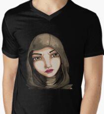 Fate (Digitized Version) V-Neck T-Shirt