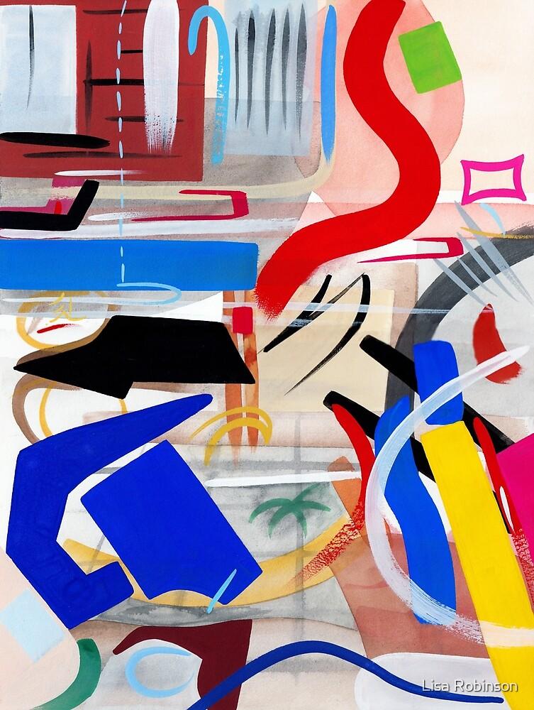 Abstract #4 by Lisa V Robinson