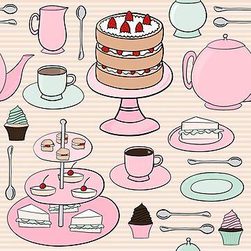 Teatime by pamela4578