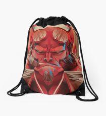 HELLBOY Drawstring Bag