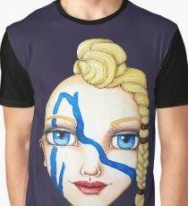 Huntress (Watercolor Version) Graphic T-Shirt
