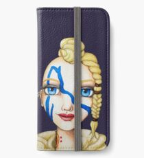 Huntress (Watercolor Version) iPhone Wallet/Case/Skin
