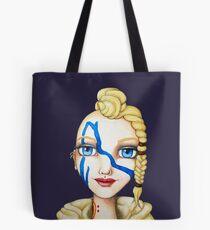 Huntress (Watercolor Version) Tote Bag