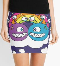 A Friendship to See! Mini Skirt