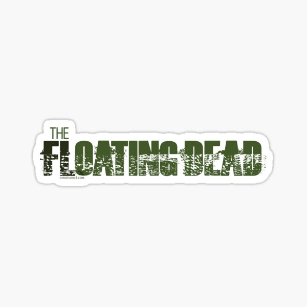 THE FLoating DEAD Sticker