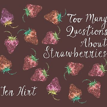 Too many questions about strawberries - cover art by TolsunBooks