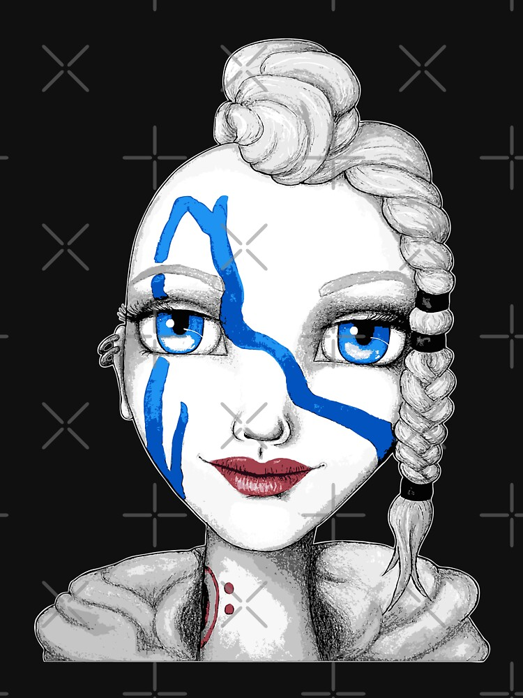 Huntress (Digitized Version) by LittleMissTyne