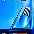 Alpine A110's back by Remy NININ