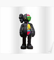 kid robot Poster