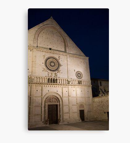Assisi, Umbria, Italy Canvas Print