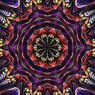 Colored Metal Kaleidoscope 02 by fantasytripp