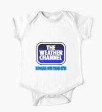 The Weather Channel One Piece - Short Sleeve