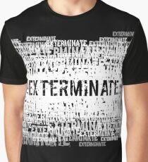 Exterminate 2 Graphic T-Shirt