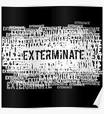 Exterminate 2 Poster
