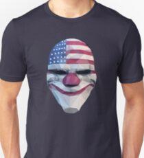 Dallas Mask Payday Unisex T-Shirt