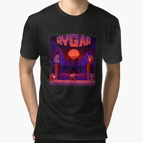 Legendary Warrior Tri-blend T-Shirt