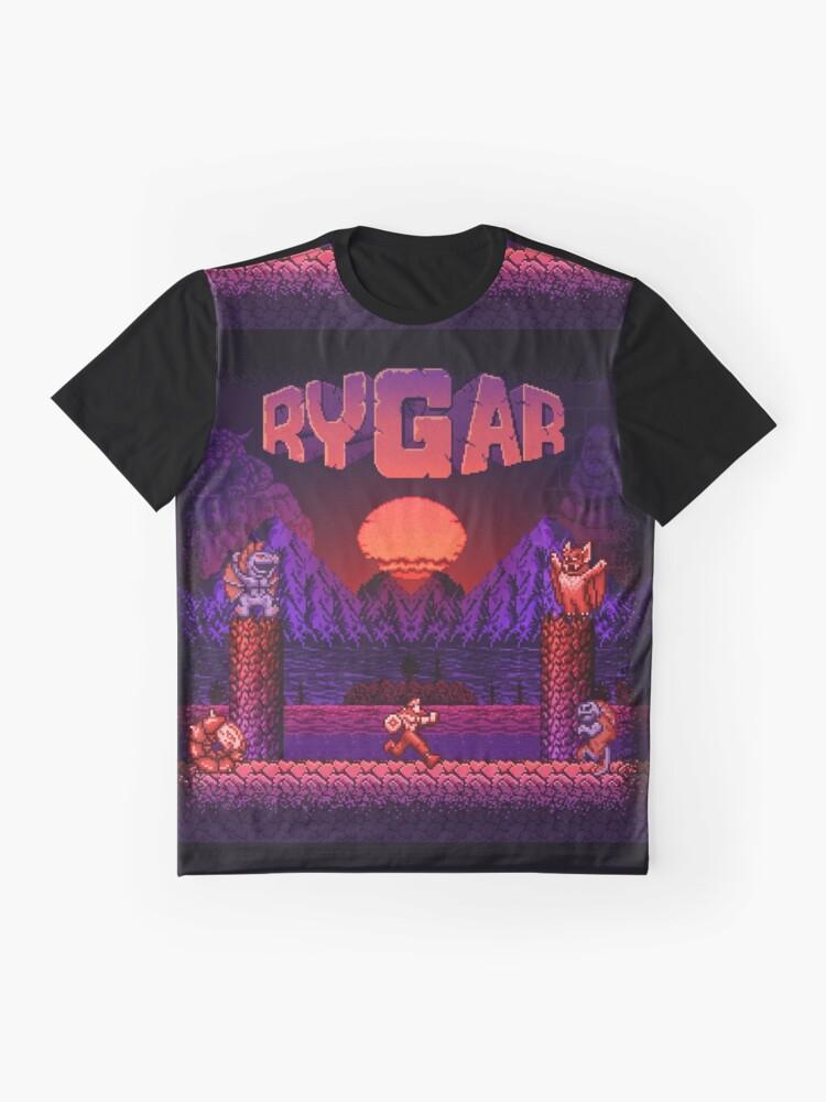 Alternate view of Legendary Warrior Graphic T-Shirt