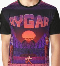 Legendary Warrior Graphic T-Shirt