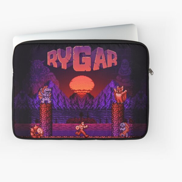 Legendary Warrior Laptop Sleeve