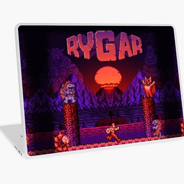 Legendary Warrior Laptop Skin