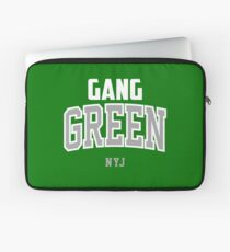Funda para portátil Gang Green, New York Football, Jet