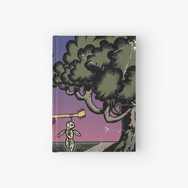 Meet Me at the Crossroads Hardcover Journal