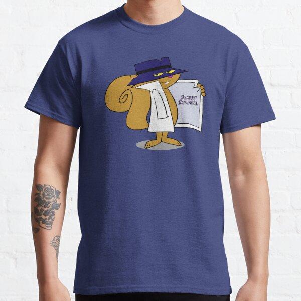 Psst... It's Secret Squirrel! Classic T-Shirt