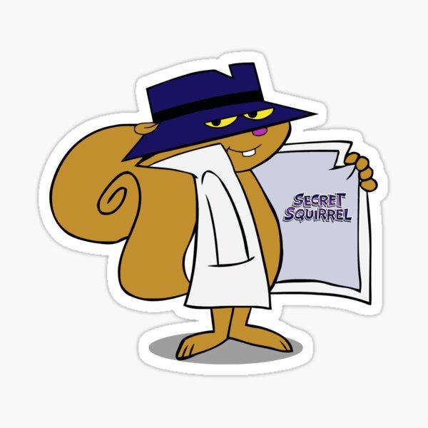 Secret Squirrel   Old cartoon characters, Old cartoons, Favorite cartoon  character