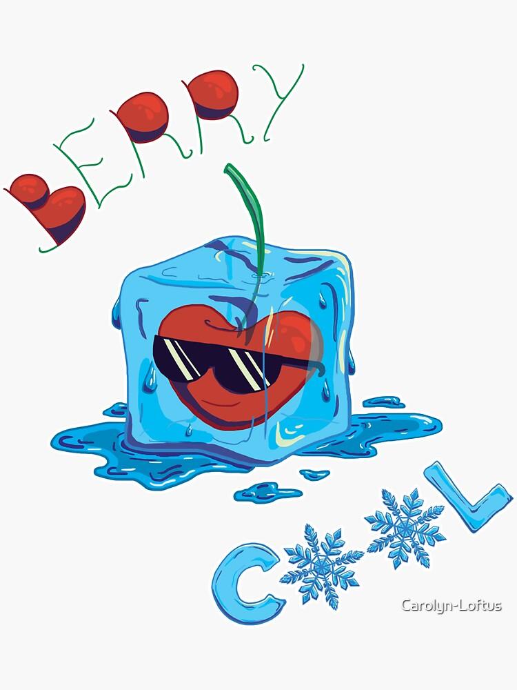 Berry Cool Puns by Carolyn-Loftus