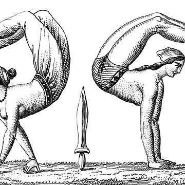 Ancient Greek Gymnastics by ScienceSource