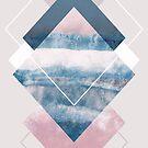 Geometric Textures 10 by Mareike Böhmer