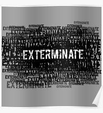 Exterminate 3 Poster