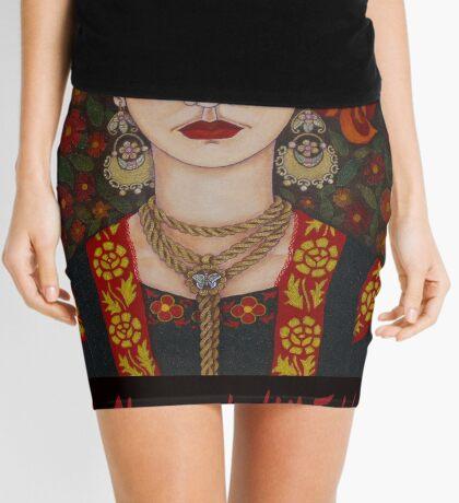 I am Obsessed with Frida T-shirt Mini Skirt