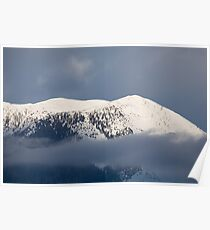 Kamnik Alps mountains, Slovenia Poster