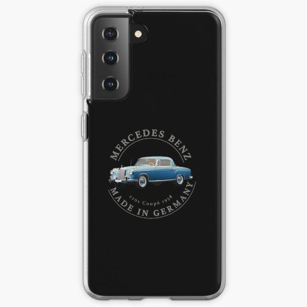 Mercedes-Benz - Fabriqué en Allemagne Coque souple Samsung Galaxy