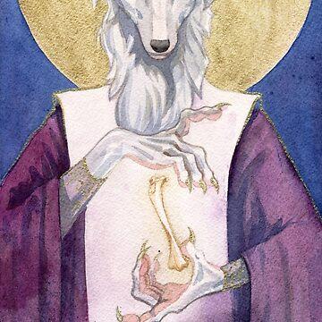 Sacrament of Bone by LauraGarabedian