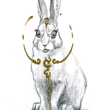Lucky Bunny by LauraGarabedian